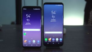Galaxy S8 vs S8 Plus: What's the Difference?