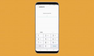 How To Setup Galaxy S8 Plus Fingerprint Sensor?