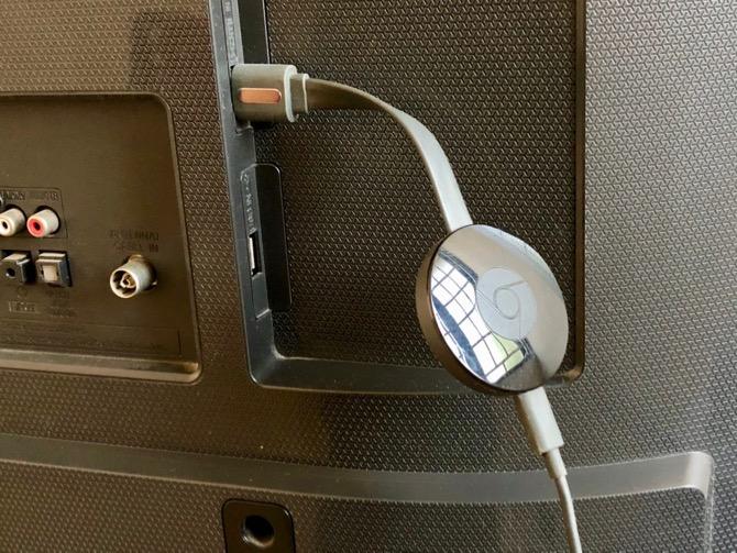 Chromecast Setting Up 4