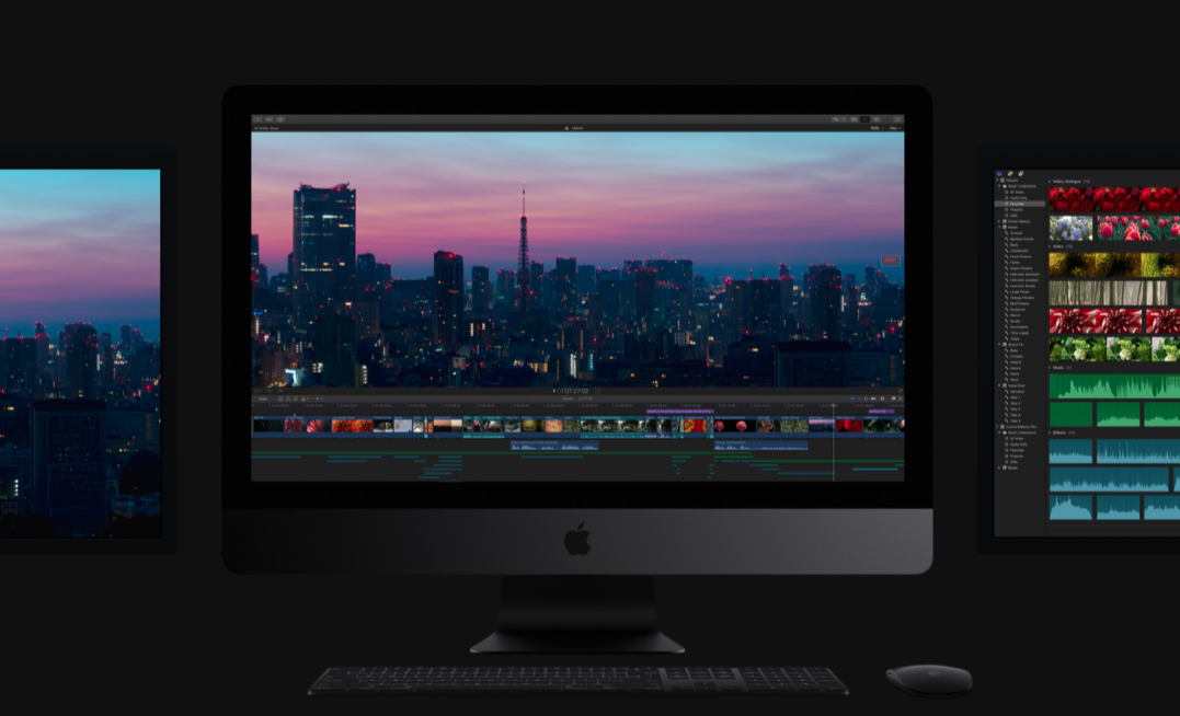iMac Pro review: Graphics