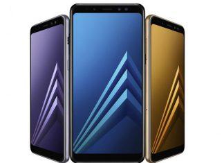 Samsung confirms Galaxy A8, A8+ launch date
