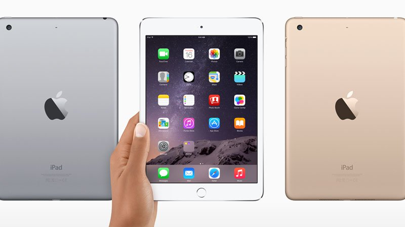 iPad buying guide: Colour options