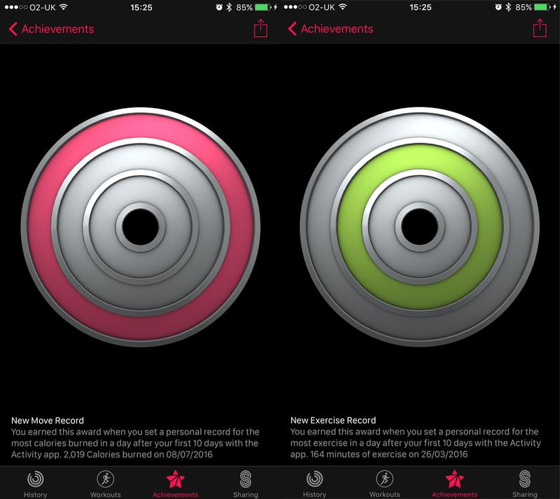 How to get every Apple Watch Activity achievement badge: New Move Record & New Exercise Record