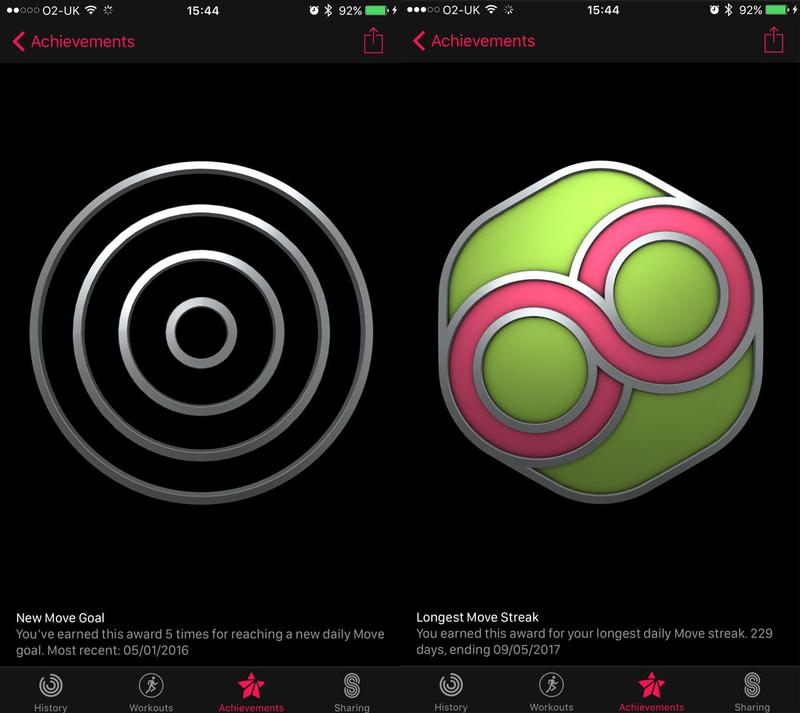 How to get every Apple Watch Activity achievement badge: New Move Goal