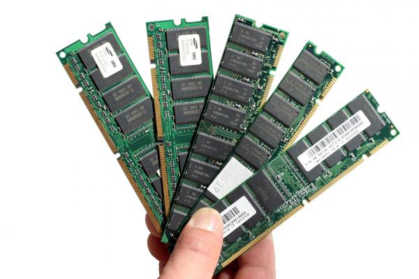 Increasing total RAM