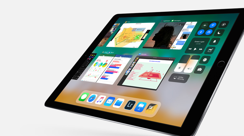iOS 11 news: multitasking