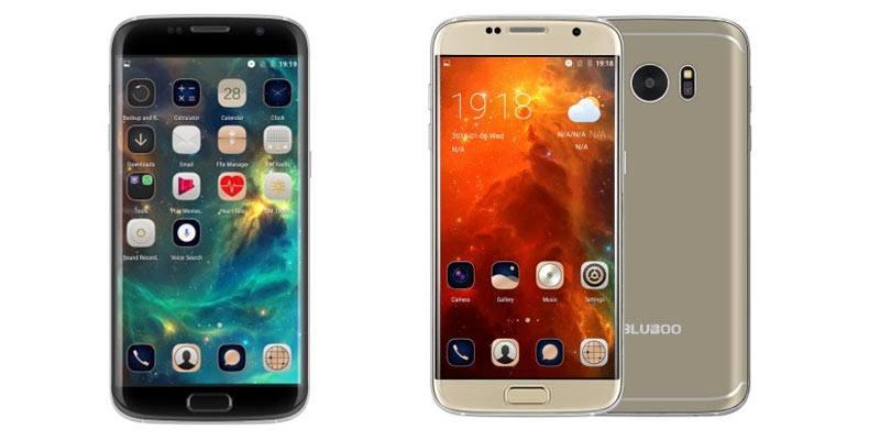 Bluboo edge smartphone