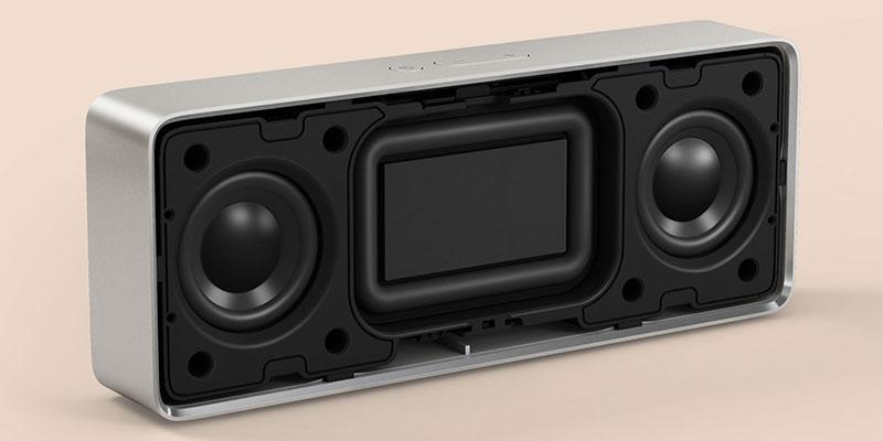 Xiaomi Mi Sqaure Box 2 Speaker quality