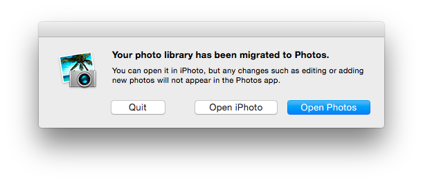 How to use Photos on Mac: Migration