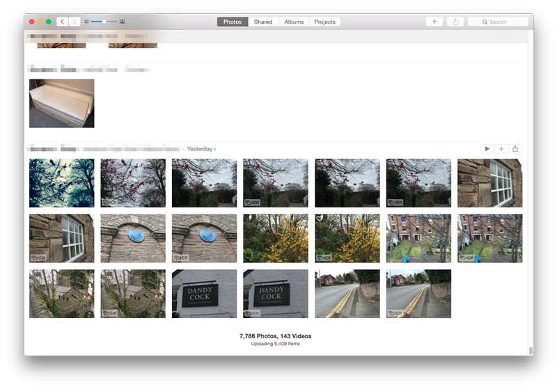 How to use the Photos app on Mac: Organisation