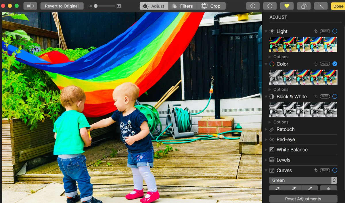 How to use Photos app for Mac: Editing interface