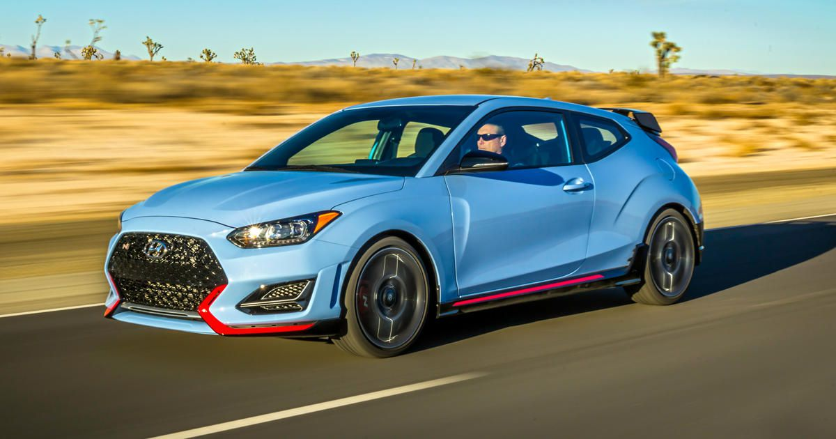 2019 Hyundai Veloster N Brings Korean Performance To The
