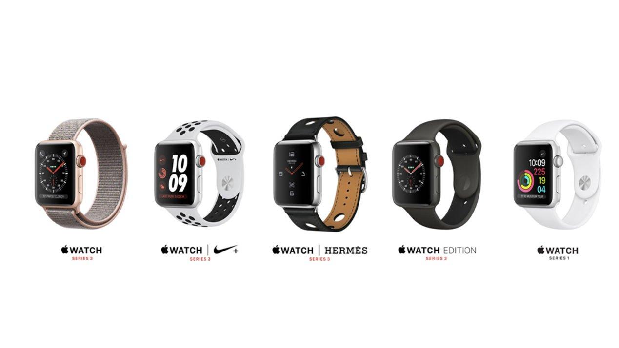 apple watch 3 v apple watch 2