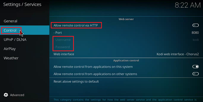 Beware This Kodi Feature That Could Be Spying on You kodi remote access 670x338