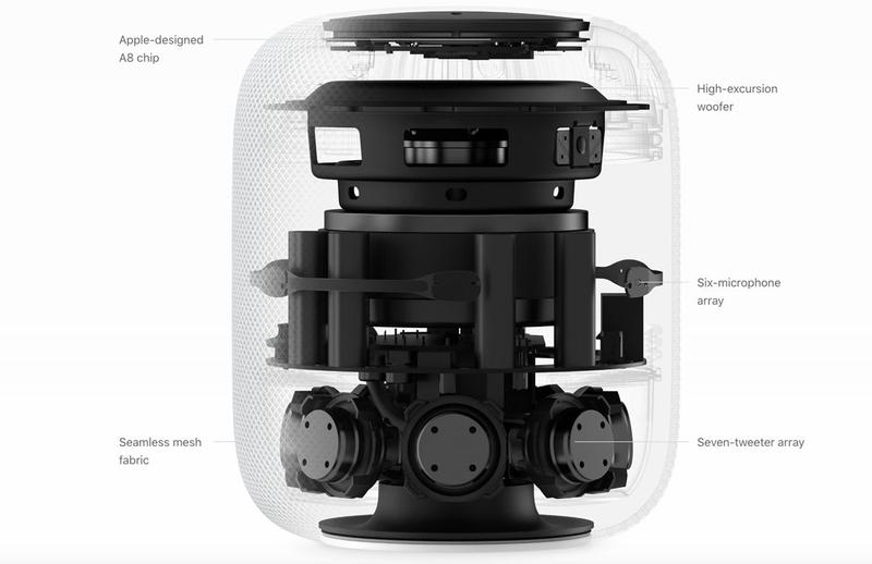 HomePod release date & UK price rumours: Internal design